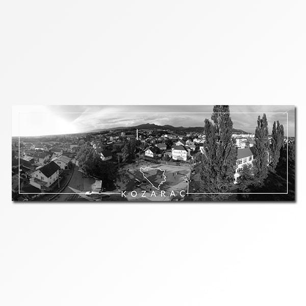 Panorama Igraliste u Kozarcu